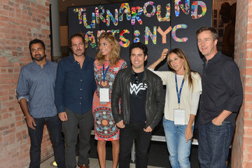 Edward Norton White House's Turnaround Arts Program Launches in New York With Artists' Help