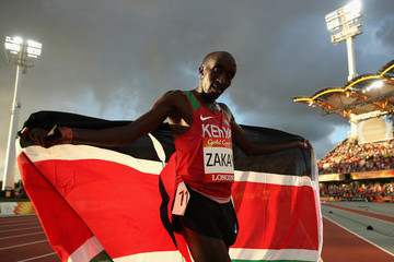 Edward Pingua Zakayo Best of: 2018 Commonwealth Games