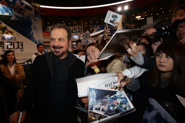 Edward Zwick 'Jack Reacher: Never Go Back' Seoul Premiere