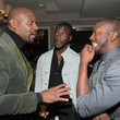 Edwin Hodge Esquire Celebrates March Issue's 'Mavericks of Hollywood' Presented by Hugo Boss