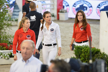 Edwina Tops Alexander 10th International Monte-Carlo Jumping - Longines Global Champions Tour of Monaco Day Two