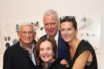 Edythe Broad Laurence & Patrick Seguin Host an Intimate Dinner in Celebration of the Opening of Their London Gallery