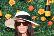 Monique Zordan attends the Eighth-Annual Veuve Clicquot Polo Classic at Liberty State Park on May 30, 2015 in Jersey City, New Jersey.