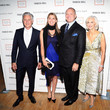 Eileen Guggenheim Laurie Simmons and Carroll Dunham Honored in NYC