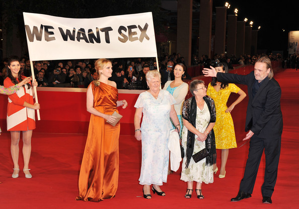 We Want Sex - Red Carpet: The 5th International Rome Film Festival