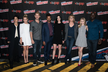 Eka Darville Netflix Presents the Casts of Marvel's 'Daredevil' and Marvel's 'Jessica Jones' at New York Comic-Con
