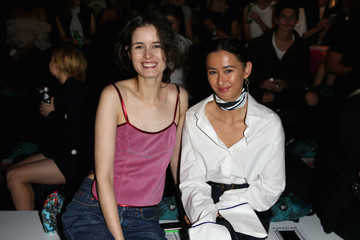 Eleanor Pendleton We Are Handsome - Front Row - Mercedes-Benz Fashion Week Australia 2016