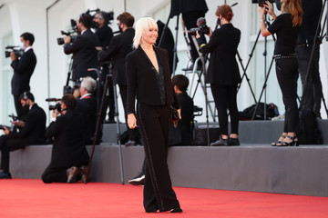 """Elena Bouryka """"Lacci"""" Red Carpet And Opening Ceremony Red Carpet Arrivals - The 77th Venice Film Festival"""