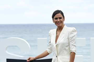 "Elena Sanchez ""Sentimental/ The People Upstairs"" Photocall - 68th San Sebastian Film Festival"