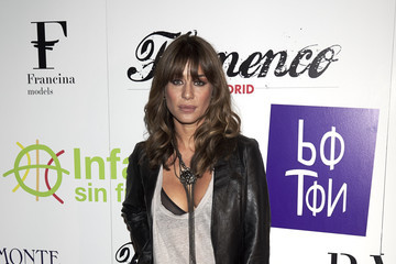 Elena Tablada 'Flamenco Solidario' Party in Madrid