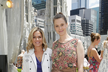 Elettra Wiedemann Celebrity Chef Cat Cora Celebrates the In-Home Release of 'BEAUTY AND THE BEAST' With a Special Brunch and Screening Event in NYC
