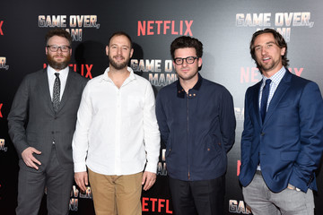 Eli Bush Premiere Of Netflix's 'Game Over, Man!' - Arrivals