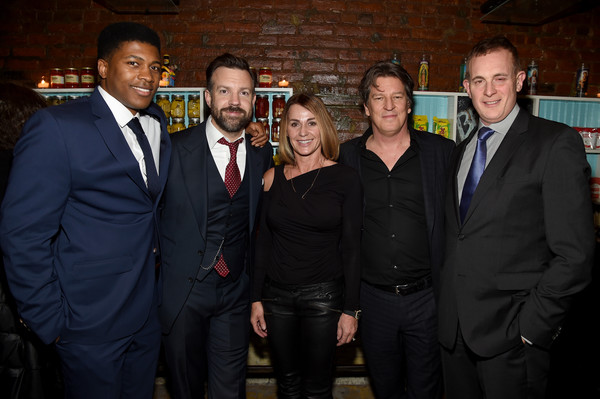 'Race' New York Screening - After Party