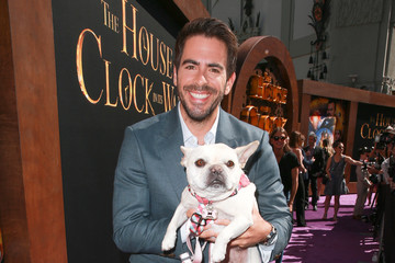 Eli Roth Premiere Of Universal Pictures' 'The House With A Clock In Its Walls' - Red Carpet