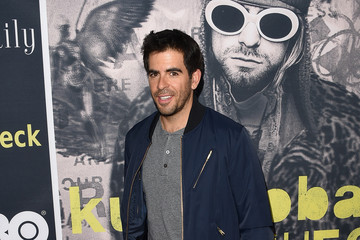 Eli Roth Premiere Of HBO Documentary Films' 'Kurt Cobain: Montage Of Heck' - Arrivals