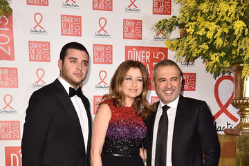Elie Saab Jr Sidaction Gala Dinner in Paris