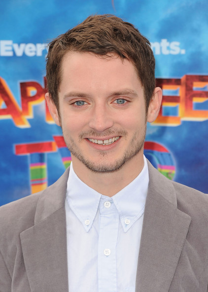 """Elijah Wood Actor Elijah Wood attends the """"Happy Feet Two"""" Los Angeles Premiere at Grauman's Chinese Theatre on November 13, 2011 in Hollywood, California."""