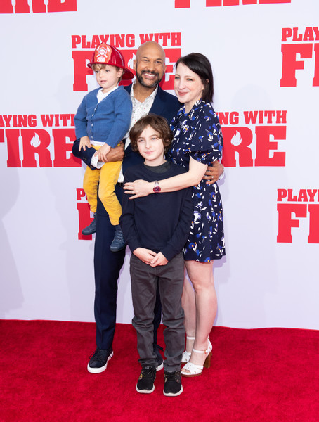 """Playing With Fire"" New York Premiere"