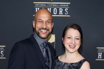 Elisa Pugliese NFL Honors - Arrivals