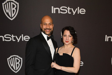 Elisa Pugliese The 2019 InStyle And Warner Bros. 76th Annual Golden Globe Awards Post-Party - Red Carpet