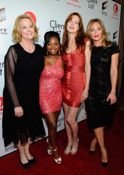 """Lifetime And Sony Pictures Television Red Carpet Launch Party For """"The Client List"""""""