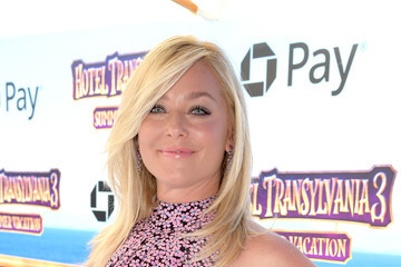 Elisabeth Rohm Columbia Pictures And Sony Pictures Animation's World Premiere Of 'Hotel Transylvania 3: Summer Vacation' - Red Carpet