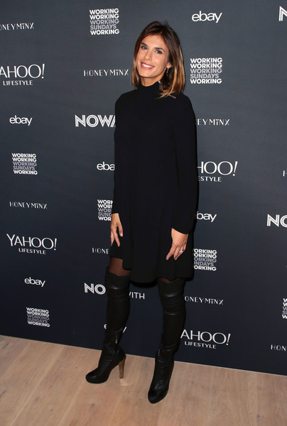 NowWith Presented By Yahoo Lifestyle In Partnership With Working Sundays Series With Nicole Richie's Honey Minx Collection Reveal