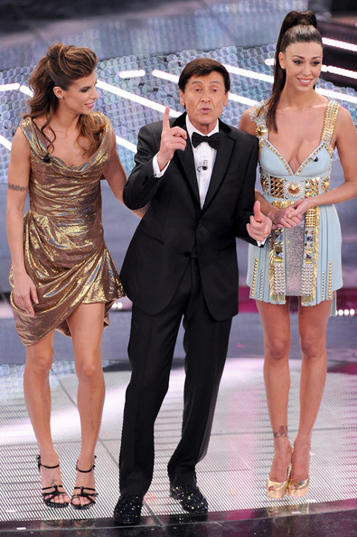 Sanremo 2011 - The 61st Italian Song Festival: February 18, 2011