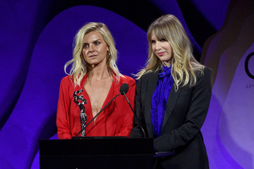 Eliza Coupe 22nd CDGA (Costume Designers Guild Awards) – Show And Audience