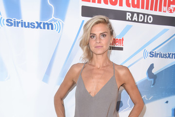 Eliza Coupe SiriusXM's Entertainment Weekly Radio Channel Broadcasts From Comic Con 2017 - Day 3