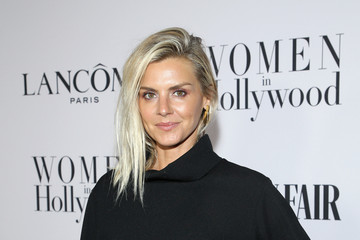Eliza Coupe Vanity Fair And Lancôme Toast Women In Hollywood In Los Angeles
