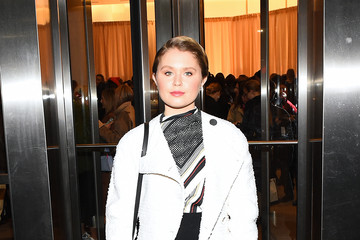 Eliza Scanlen IMG NYFW: The Shows 2020 Partners - February 10
