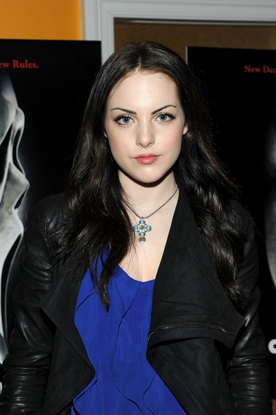 Elizabeth Gillies Scream 4 New York Screening Hosted By Curtis 50 Cent