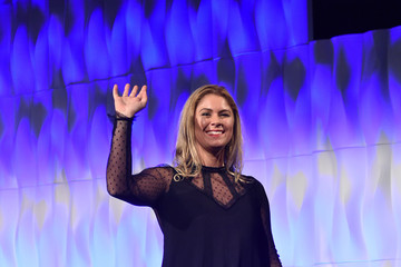 Elizabeth Beisel 37th Annual Salute to Women in Sports - Inside