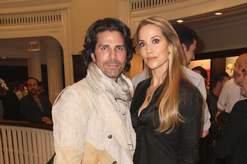 Elizabeth Berkley Jeff Vespa Celebrates His New Book