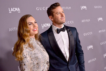 Elizabeth Chambers 2017 LACMA Art + Film Gala Honoring Mark Bradford and George Lucas Presented by Gucci - Red Carpet