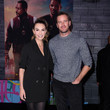 Elizabeth Chambers Hammer Premiere Of Columbia Pictures'