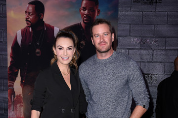 "Elizabeth Chambers Hammer Premiere Of Columbia Pictures' ""Bad Boys For Life"" - Arrivals"