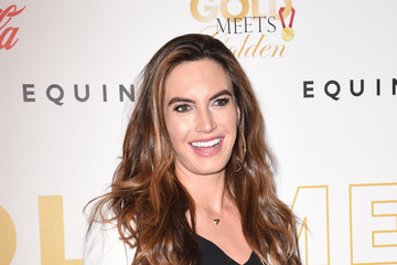 Elizabeth Chambers Gold Meets Golden - Arrivals