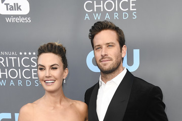 Elizabeth Chambers The 23rd Annual Critics' Choice Awards - Arrivals