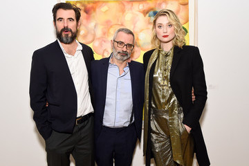 """Elizabeth Debicki Claes Bang Sony Pictures Classics And The Cinema Society Host The After Party For """"The Burnt Orange Heresy"""""""