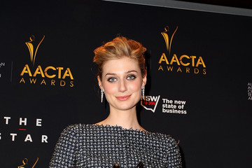 Elizabeth Debicki 3rd Annual AACTA Awards Ceremony