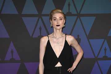 Elizabeth Debicki Academy Of Motion Picture Arts And Sciences' 10th Annual Governors Awards - Arrivals