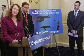 Elizabeth Esty High-Capacity Magazine Gun Control Legislation Unveiled