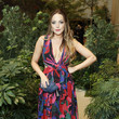 Elizabeth Gillies PatBO - Front Row & Backstage - September 2021 - New York Fashion Week: The Shows