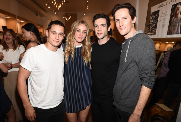 Amour Vert x Switch Boutique [event,fashion,party,fun,leisure,restaurant,house,switch boutique,swith boutique,beverly hills,california,celebration,rafi gavron,amour vert,guest,ethan peck,elizabeth gilpin]