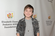 Actor Benjamin Stockham attends the Elizabeth Glaser Pediatric AIDS Foundation's 26th Annual A Time For Heroes Family Festival at Smashbox Studios on October 25, 2015 in Culver City, California.