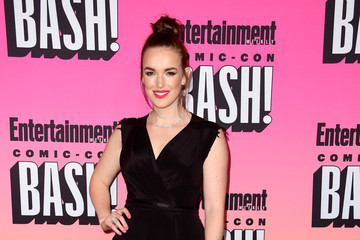 Elizabeth Henstridge Entertainment Weekly Hosts Its Annual Comic-Con Party at FLOAT at The Hard Rock Hotel in San Diego in Celebration of Comic-Con 2016 - Arrivals