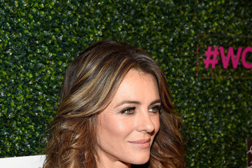Elizabeth Hurley WCRF's 'An Unforgettable Evening' Presented By Saks Fifth Avenue - Red Carpet