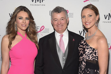 Elizabeth Hurley Breast Cancer Research Foundation's Hot Pink Party: BCRF Goes Wild - Arrivals